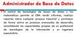 administrador de base de datos6
