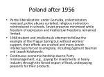 poland after 1956