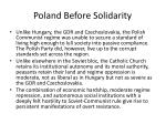 poland before solidarity