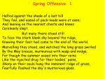 spring offensive 1