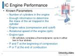 ic engine performance1