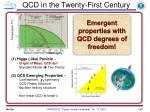 qcd in the twenty first century