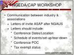 ngeda cap workshop1