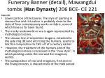 funerary banner detail mawangdui tombs han dynasty 206 bce ce 221