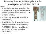 funerary banner mawangdui tombs han dynasty 206 bce ce 221
