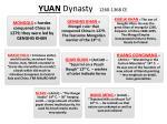 yuan dynasty 1260 1368 ce