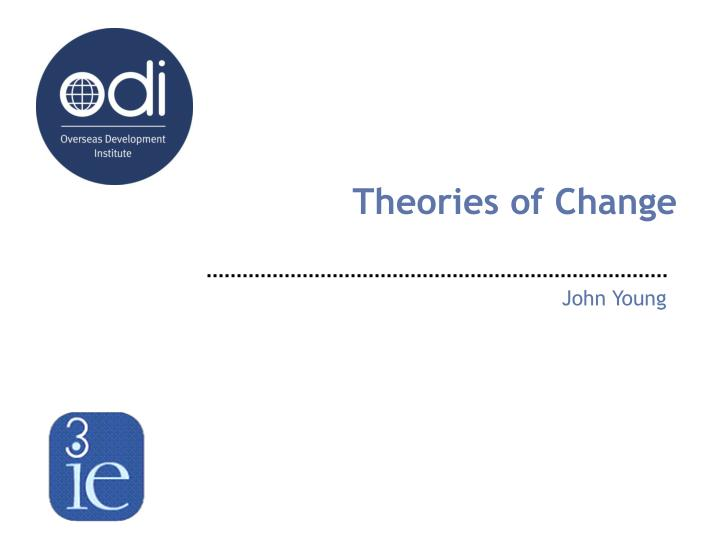 theories of change n.