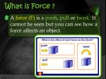 what is force1