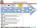 cjsotf key tasks ph 3