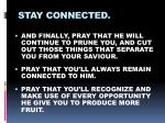 stay connected12
