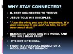 why stay connected4