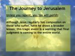 the journey to jerusalem12