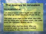 the journey to jerusalem41