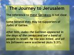 the journey to jerusalem8
