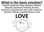what is the basic emotion4