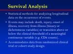 survival analysis1
