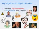why dijkstra s algorithm works1