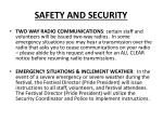 safety and security1