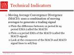 technical indicators13