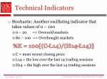 technical indicators15