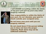 general orders1