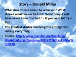 story donald miller