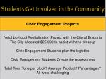 students get involved in the community1