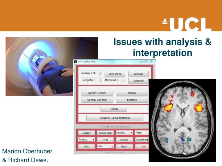 issues with analysis interpretation n.