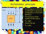 archimedes principle2