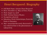 henri becquerel biography