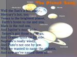 the planet song