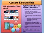 context partnership