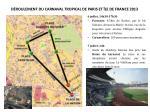 d roulement du carnaval tropical de paris et le de france 2013