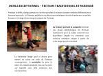 defile exceptionnel vietnam traditionnel et moderne