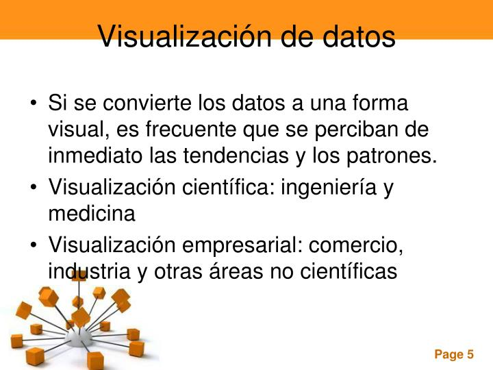 Visualización de datos