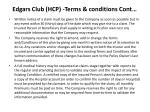 edgars club hcp terms conditions cont