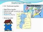 exploring gw issues1