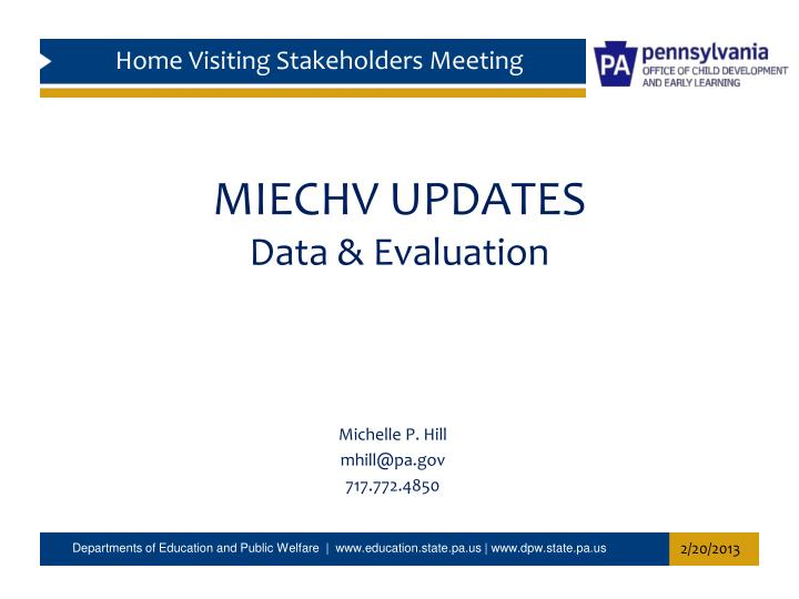 miechv updates data evaluation n.