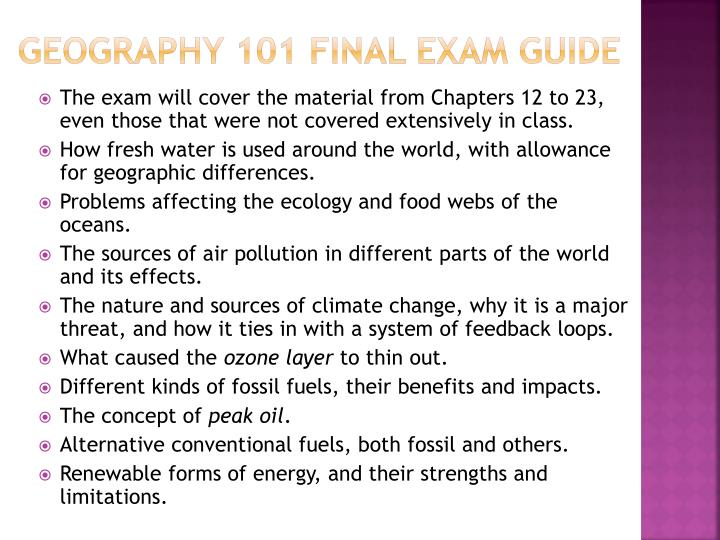 cem final exam guide (commonly called the general chemistry study guide) content in general chemistry second, there are example exam items where the student study materials.