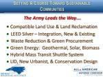 setting a course toward sustainable communities3