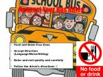 respect your bus rules