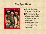the epic hero1