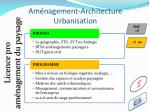 am nagement architecture urbanisation6