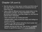 chapter 14 cont d6