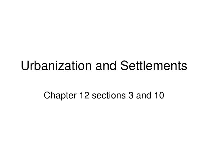 chapter 12 sections 3 and 10 n.