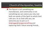 church of the apostles seattle2