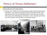 history of human settlement2
