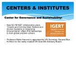 centers institutes1