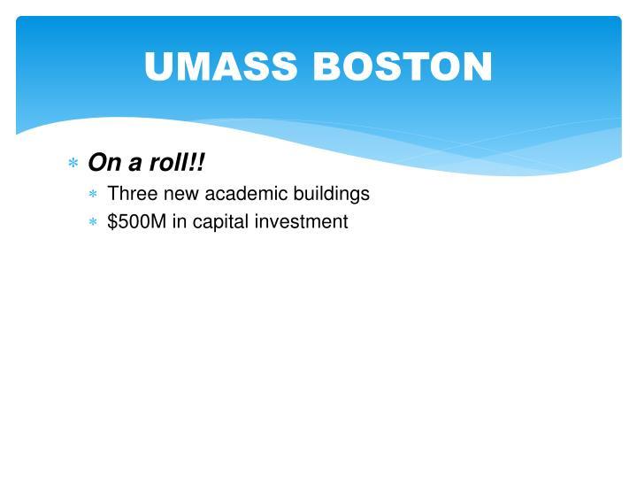Umass boston1