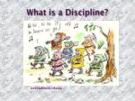 what is a discipline